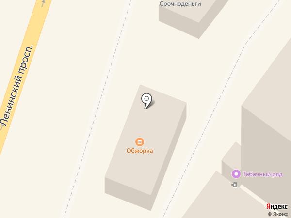 Shawarma на карте Воронежа