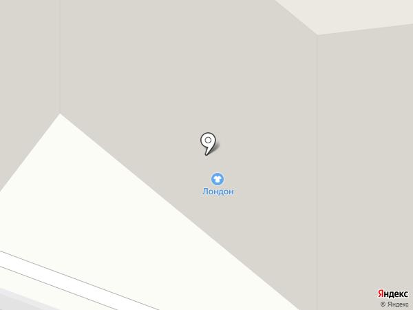 Восторг на карте Воронежа