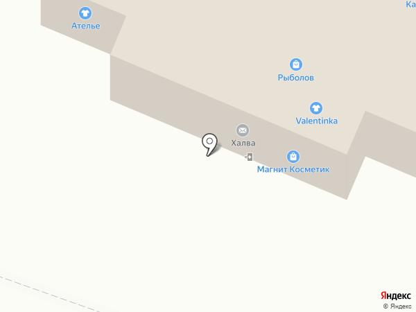 Золотые ручки на карте Воронежа