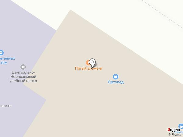 AXEL на карте Воронежа