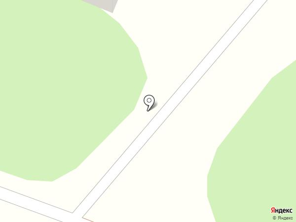 Андреевский парк на карте Динской