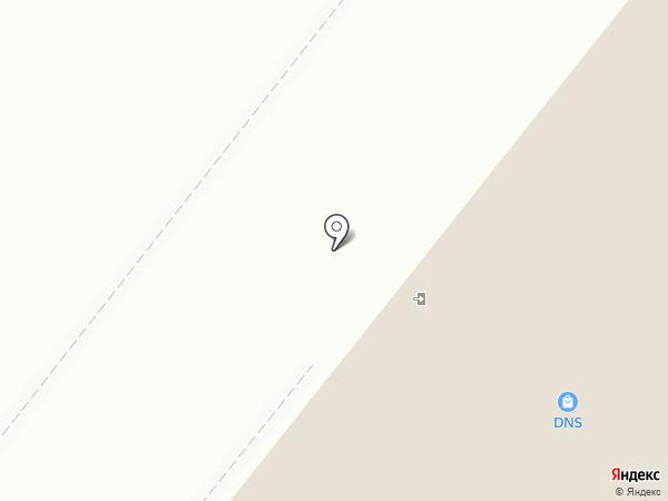 Ход на карте Воронежа