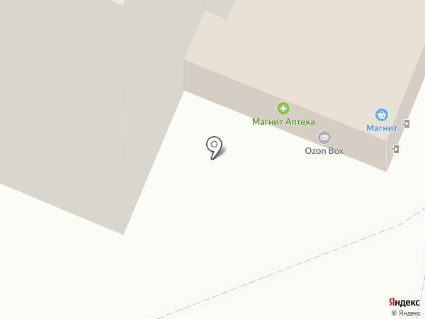 Роспечать на карте Воронежа