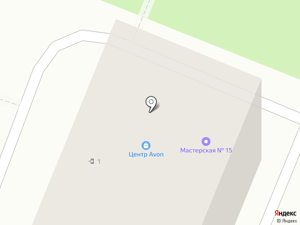 Винтаж на карте Воронежа