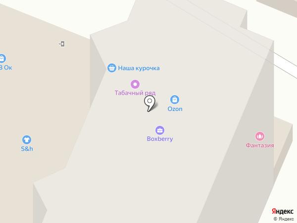 Очумелые ручки на карте Воронежа