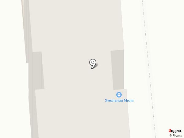 BeerShot на карте Воронежа