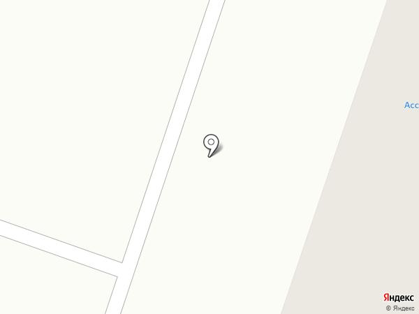 Детская поликлиника №7 на карте Воронежа