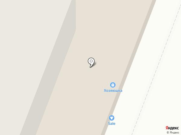 Хозяюшка на карте Воронежа