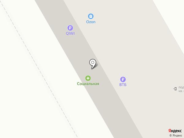 Домашний уют на карте Воронежа