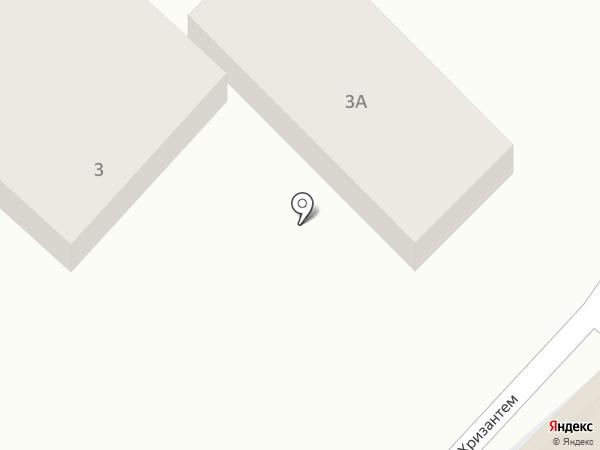 Домик у моря на карте Сочи