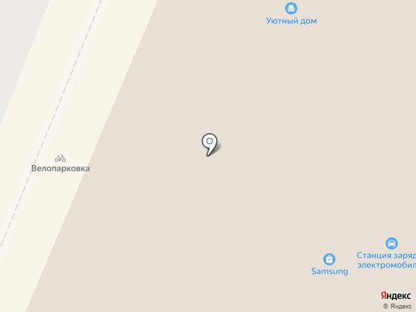 Центр Уюта на карте Воронежа