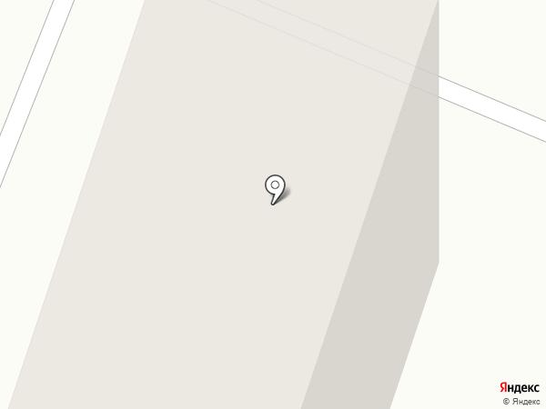 Ты и я на карте Воронежа