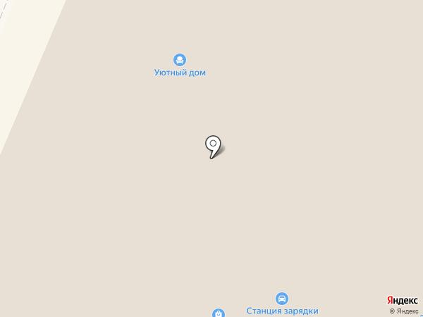 Эколас на карте Воронежа