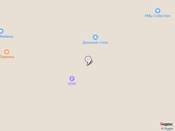 Perrino на карте Воронежа