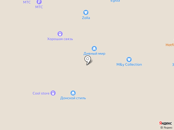 КДМ FAMILY на карте Воронежа