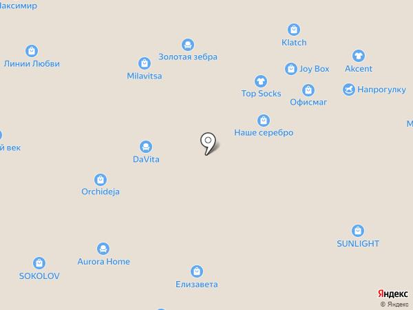 Limoni на карте Воронежа