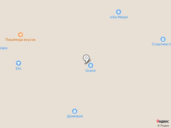 Uno Momento на карте Воронежа