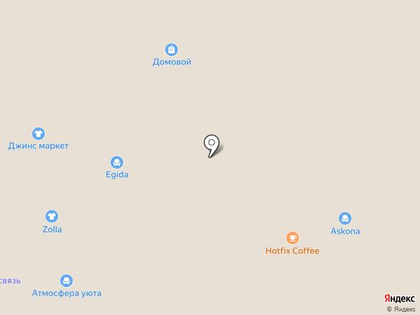 Dippin`Dots на карте Воронежа