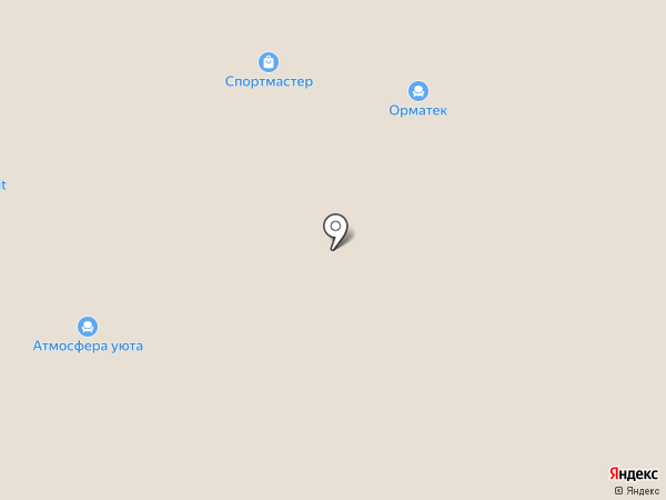 Кофейная Кантата на карте Воронежа
