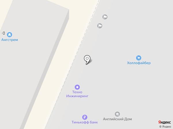 Tik-Style на карте Воронежа