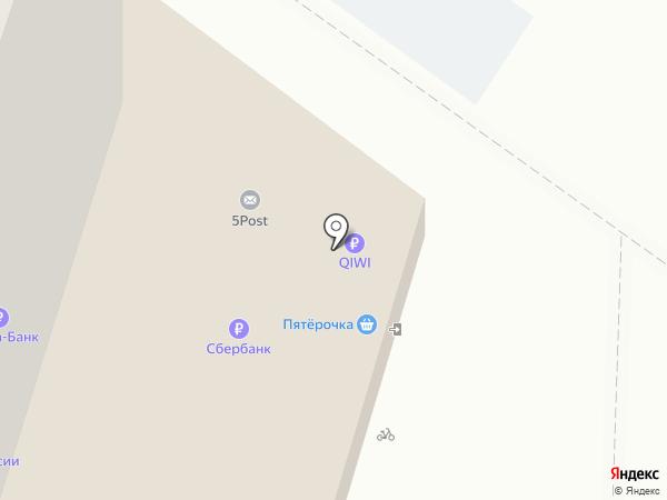 Национальный платежный сервис на карте Воронежа