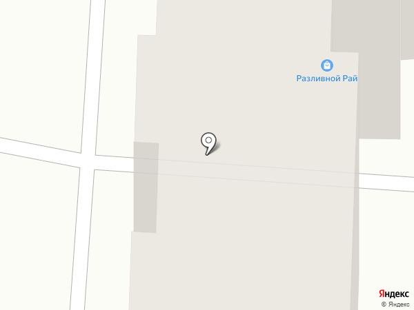 Beer House на карте Воронежа