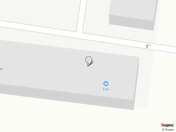 Антикор36 на карте Воронежа