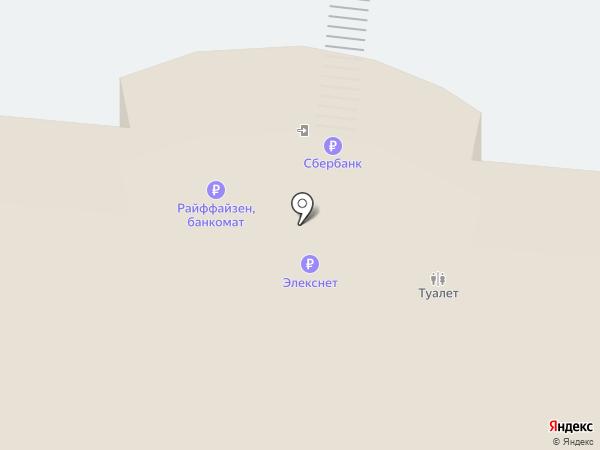 Сигма на карте Воронежа