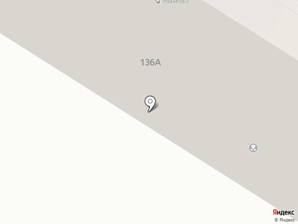 ПоВезёт36 на карте Воронежа