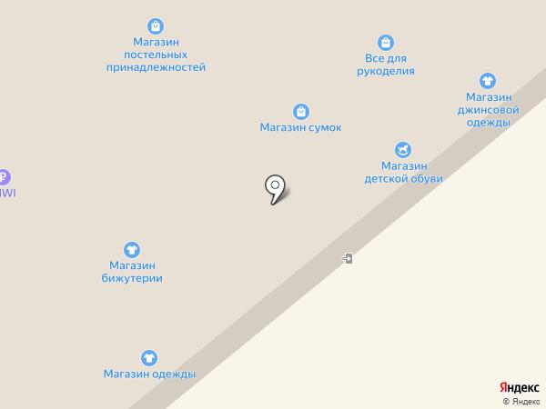 Магазин аксессуаров на карте Воронежа