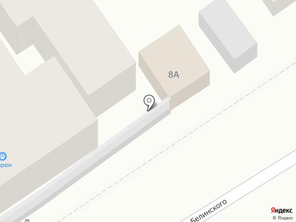 Барон на карте Сочи