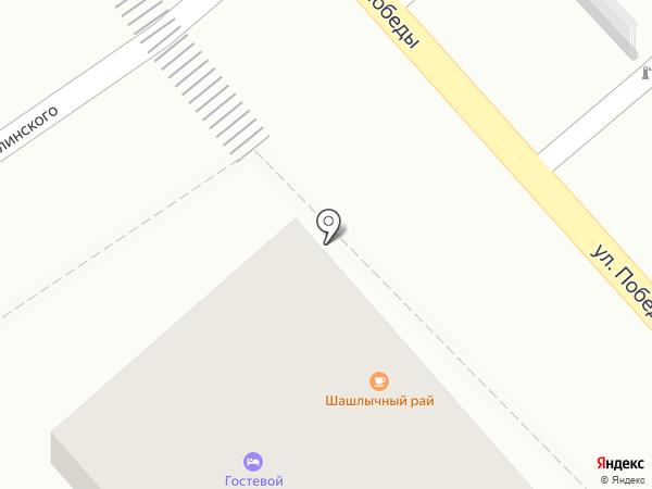 Шашлычный рай на карте Сочи