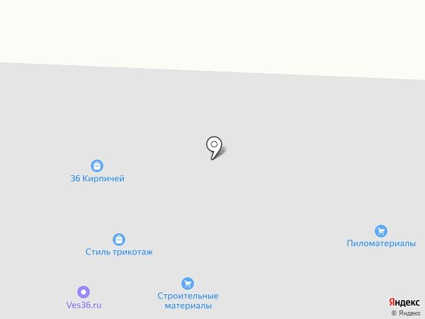Евроремонт на карте Отрадного