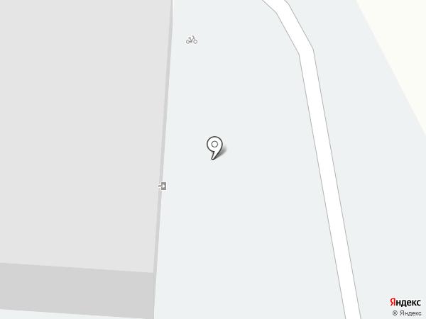GardenLiga на карте Отрадного