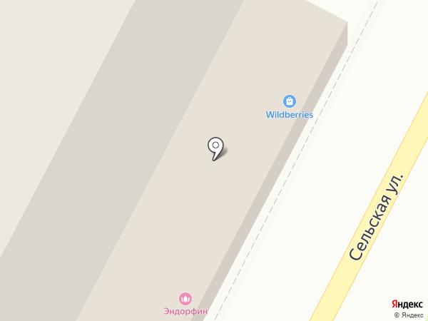 Мастер на карте Воронежа