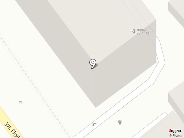 Крайинвестбанк, ПАО на карте Сочи