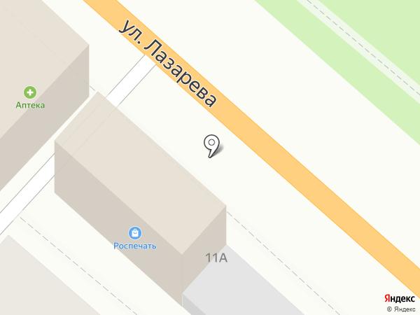 Сова на карте Сочи