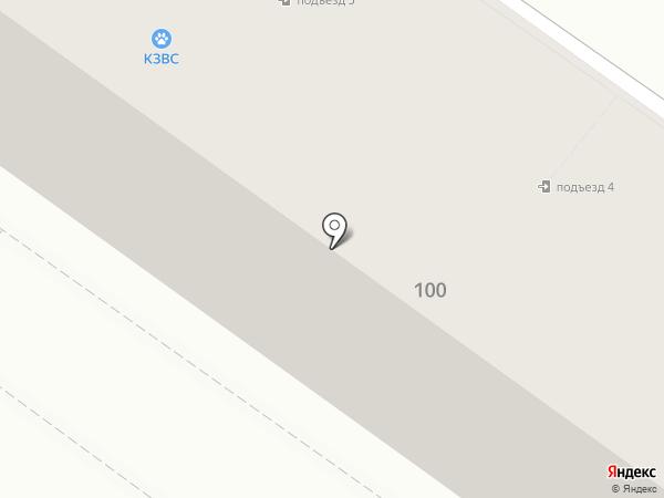 Настенька на карте Сочи