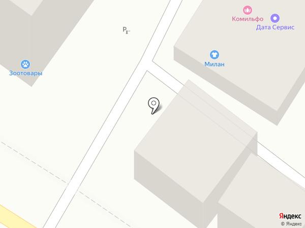 Комильфо на карте Сочи