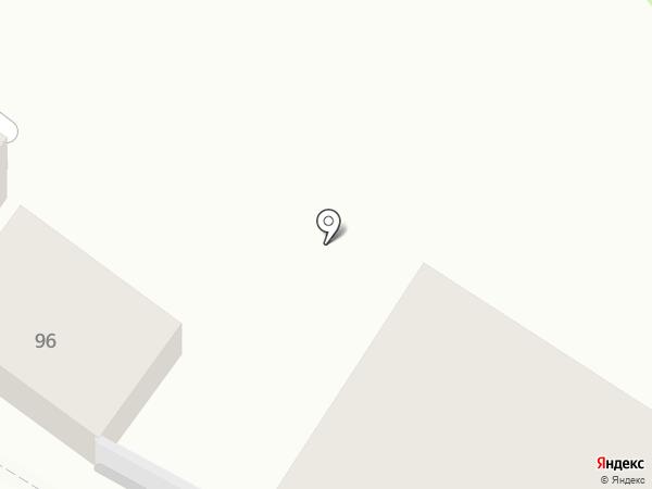 Кутюрье на карте Сочи