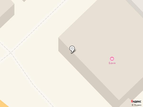 Магазин хлебобулочных изделий на карте Сочи