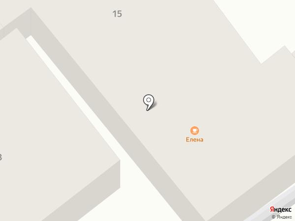 Елена на карте Сочи