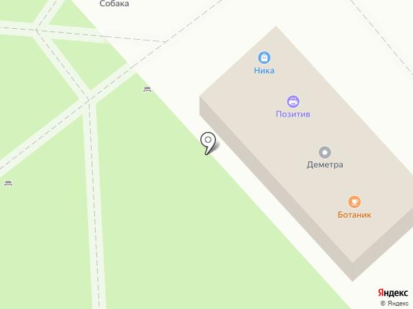 Фотопозитив на карте Сочи