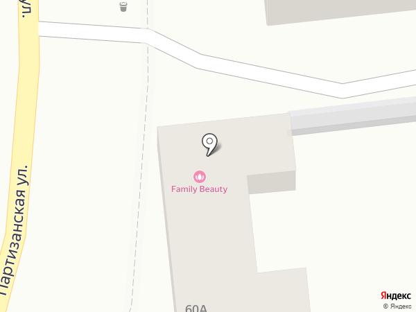 Олимп на карте Сочи