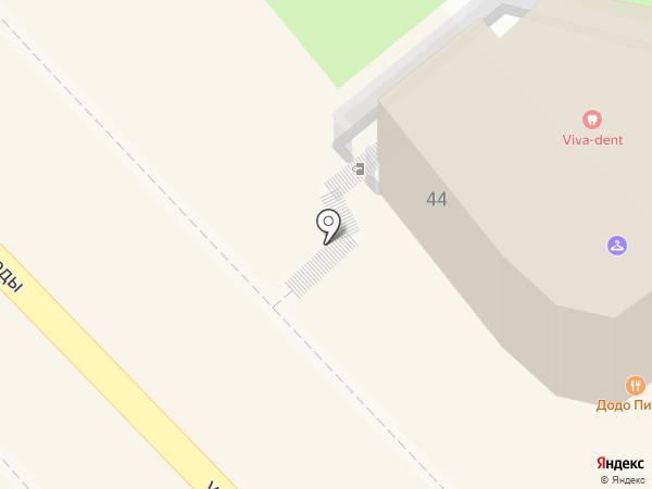 АэлитА на карте Сочи