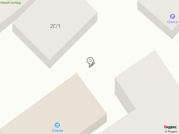 Алена на карте Сочи