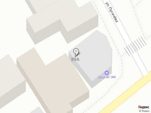 ЖЕНЕВА на карте Сочи