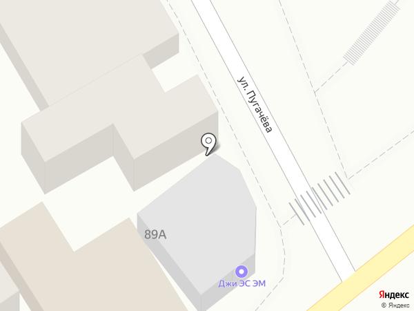 Магазин запчастей для скутеров на карте Сочи