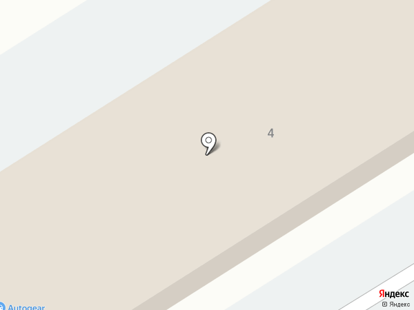 BodyFit на карте Отрадного