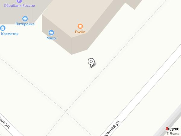 Evelina на карте Сочи